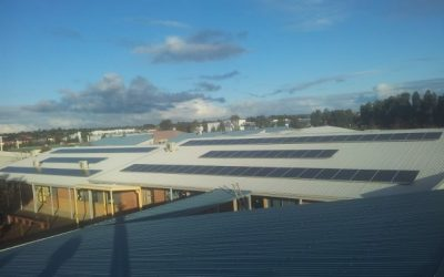 COMMERCIAL SOLAR INSTALLATION Narre Warren South P – 12 College